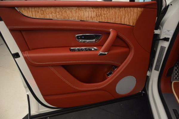 New 2018 Bentley Bentayga Onyx Edition for sale Sold at Alfa Romeo of Westport in Westport CT 06880 22