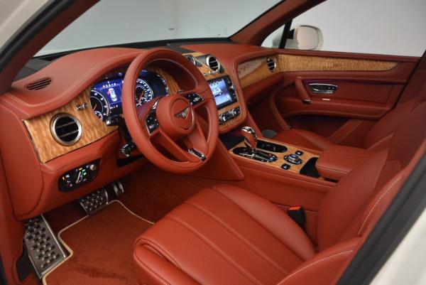New 2018 Bentley Bentayga Onyx Edition for sale Sold at Alfa Romeo of Westport in Westport CT 06880 23
