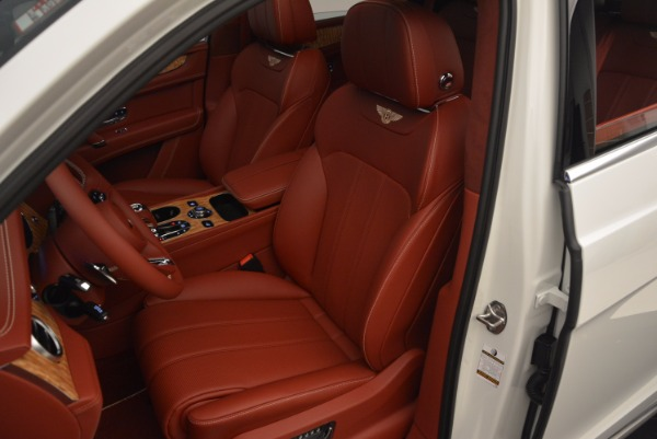 New 2018 Bentley Bentayga Onyx Edition for sale Sold at Alfa Romeo of Westport in Westport CT 06880 25