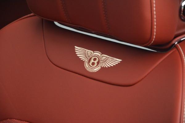 New 2018 Bentley Bentayga Onyx Edition for sale Sold at Alfa Romeo of Westport in Westport CT 06880 26