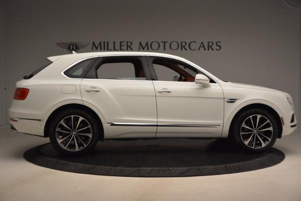 New 2018 Bentley Bentayga Onyx Edition for sale Sold at Alfa Romeo of Westport in Westport CT 06880 9