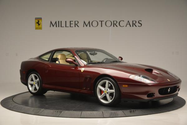 Used 2003 Ferrari 575M Maranello 6-Speed Manual for sale Sold at Alfa Romeo of Westport in Westport CT 06880 10