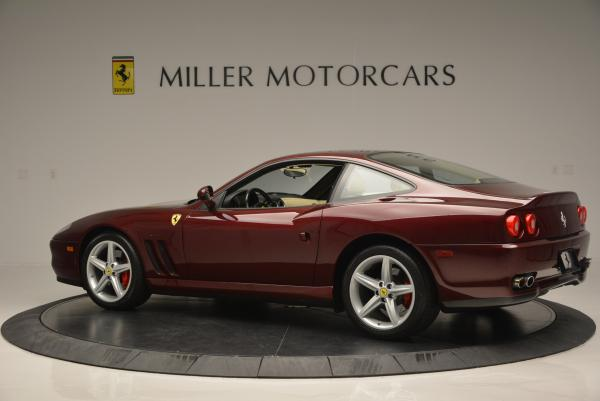 Used 2003 Ferrari 575M Maranello 6-Speed Manual for sale Sold at Alfa Romeo of Westport in Westport CT 06880 4