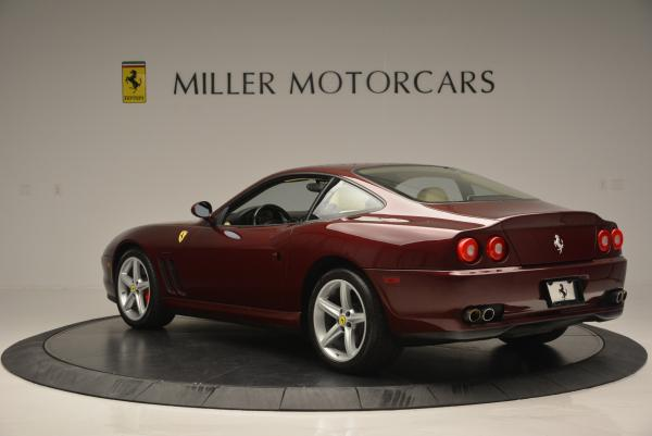Used 2003 Ferrari 575M Maranello 6-Speed Manual for sale Sold at Alfa Romeo of Westport in Westport CT 06880 5