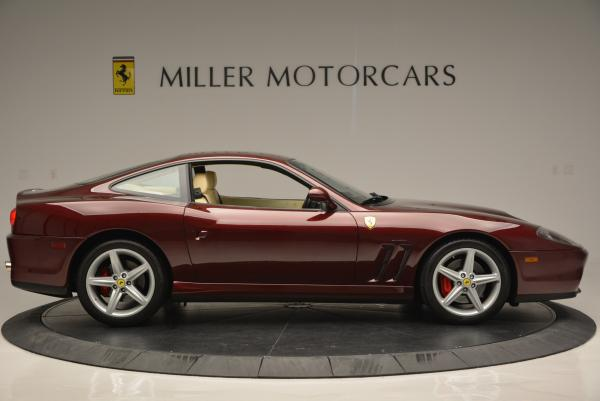 Used 2003 Ferrari 575M Maranello 6-Speed Manual for sale Sold at Alfa Romeo of Westport in Westport CT 06880 9