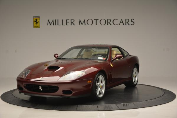 Used 2003 Ferrari 575M Maranello 6-Speed Manual for sale Sold at Alfa Romeo of Westport in Westport CT 06880 1