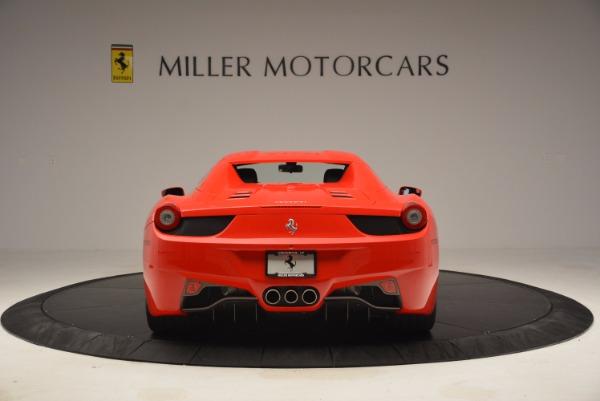 Used 2014 Ferrari 458 Spider for sale Sold at Alfa Romeo of Westport in Westport CT 06880 18
