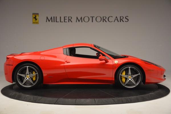 Used 2014 Ferrari 458 Spider for sale Sold at Alfa Romeo of Westport in Westport CT 06880 21
