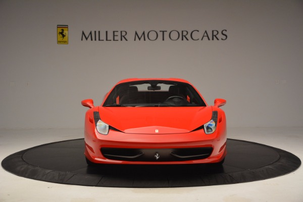 Used 2014 Ferrari 458 Spider for sale Sold at Alfa Romeo of Westport in Westport CT 06880 24