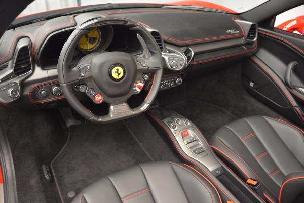 Used 2014 Ferrari 458 Spider for sale Sold at Alfa Romeo of Westport in Westport CT 06880 25