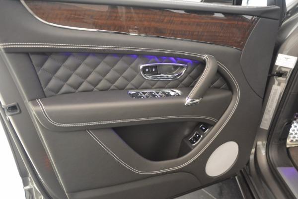 New 2018 Bentley Bentayga Black Edition for sale Sold at Alfa Romeo of Westport in Westport CT 06880 22