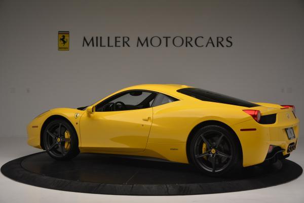 Used 2011 Ferrari 458 Italia for sale Sold at Alfa Romeo of Westport in Westport CT 06880 4