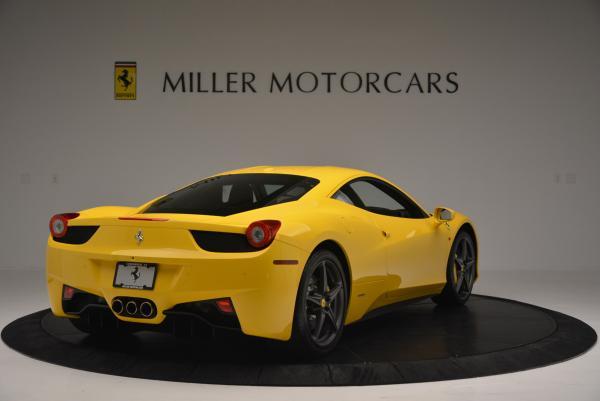Used 2011 Ferrari 458 Italia for sale Sold at Alfa Romeo of Westport in Westport CT 06880 7