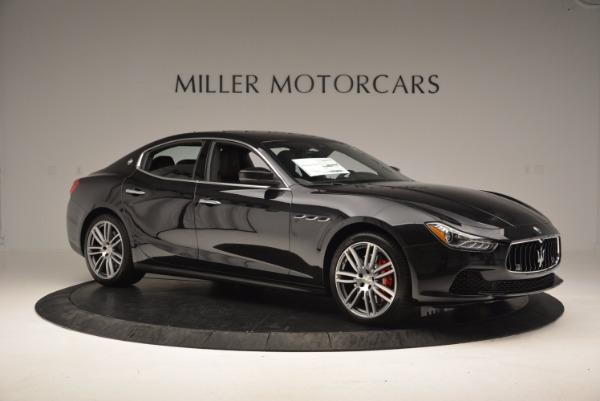New 2017 Maserati Ghibli SQ4 for sale Sold at Alfa Romeo of Westport in Westport CT 06880 10