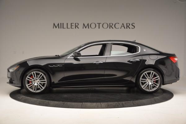 New 2017 Maserati Ghibli SQ4 for sale Sold at Alfa Romeo of Westport in Westport CT 06880 3