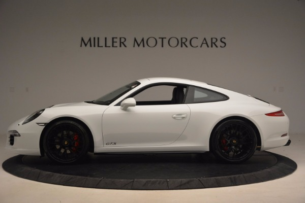 Used 2015 Porsche 911 Carrera GTS for sale Sold at Alfa Romeo of Westport in Westport CT 06880 3