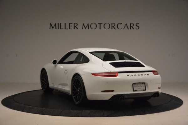 Used 2015 Porsche 911 Carrera GTS for sale Sold at Alfa Romeo of Westport in Westport CT 06880 5