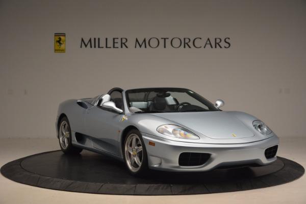 Used 2003 Ferrari 360 Spider 6-Speed Manual for sale Sold at Alfa Romeo of Westport in Westport CT 06880 11