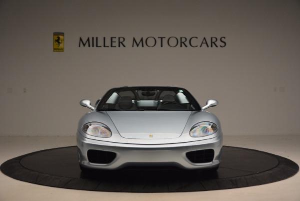Used 2003 Ferrari 360 Spider 6-Speed Manual for sale Sold at Alfa Romeo of Westport in Westport CT 06880 12