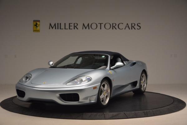 Used 2003 Ferrari 360 Spider 6-Speed Manual for sale Sold at Alfa Romeo of Westport in Westport CT 06880 13