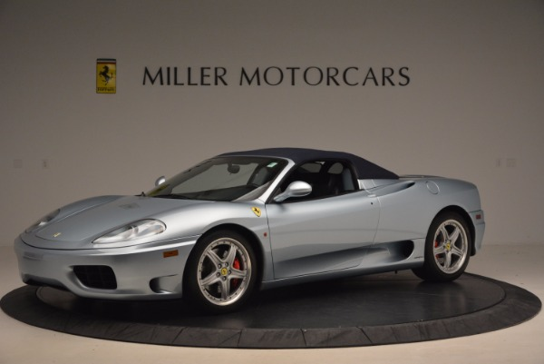 Used 2003 Ferrari 360 Spider 6-Speed Manual for sale Sold at Alfa Romeo of Westport in Westport CT 06880 14