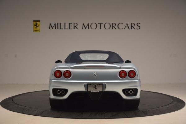 Used 2003 Ferrari 360 Spider 6-Speed Manual for sale Sold at Alfa Romeo of Westport in Westport CT 06880 18