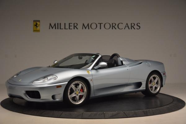Used 2003 Ferrari 360 Spider 6-Speed Manual for sale Sold at Alfa Romeo of Westport in Westport CT 06880 2