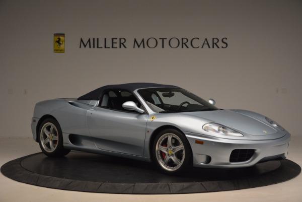 Used 2003 Ferrari 360 Spider 6-Speed Manual for sale Sold at Alfa Romeo of Westport in Westport CT 06880 22