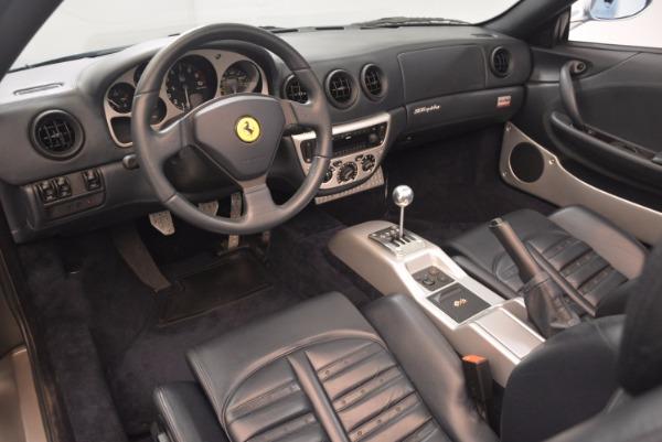 Used 2003 Ferrari 360 Spider 6-Speed Manual for sale Sold at Alfa Romeo of Westport in Westport CT 06880 25