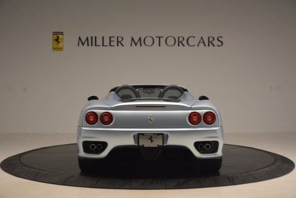 Used 2003 Ferrari 360 Spider 6-Speed Manual for sale Sold at Alfa Romeo of Westport in Westport CT 06880 6