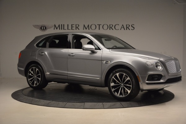 New 2018 Bentley Bentayga Onyx for sale Sold at Alfa Romeo of Westport in Westport CT 06880 10