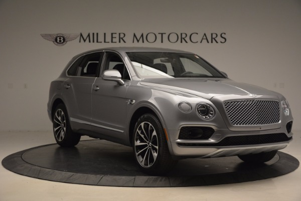 New 2018 Bentley Bentayga Onyx for sale Sold at Alfa Romeo of Westport in Westport CT 06880 11
