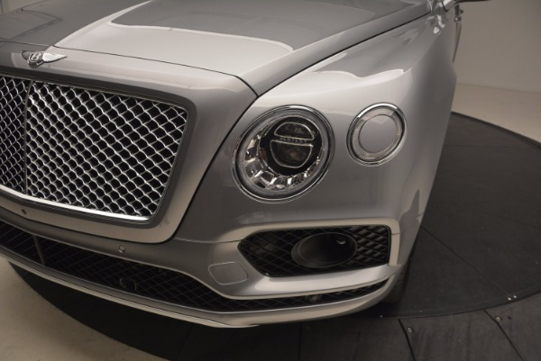 New 2018 Bentley Bentayga Onyx for sale Sold at Alfa Romeo of Westport in Westport CT 06880 14