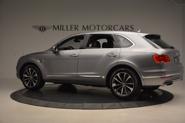 New 2018 Bentley Bentayga Onyx for sale Sold at Alfa Romeo of Westport in Westport CT 06880 4