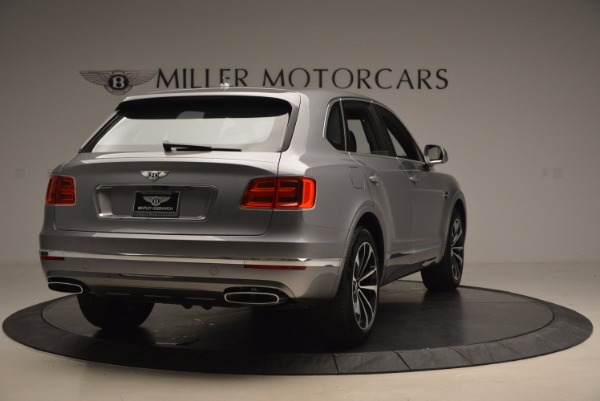 New 2018 Bentley Bentayga Onyx for sale Sold at Alfa Romeo of Westport in Westport CT 06880 7
