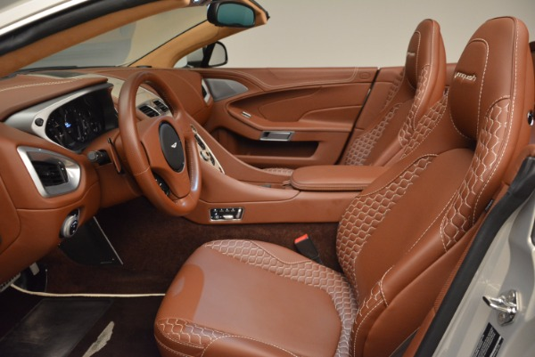 Used 2015 Aston Martin Vanquish Volante for sale Sold at Alfa Romeo of Westport in Westport CT 06880 20
