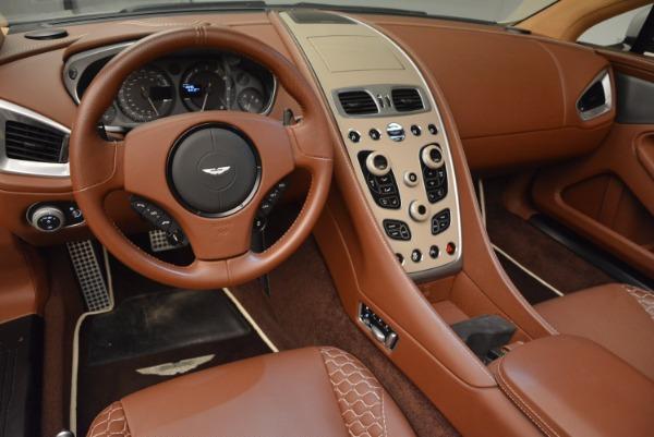 Used 2015 Aston Martin Vanquish Volante for sale Sold at Alfa Romeo of Westport in Westport CT 06880 21