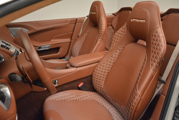 Used 2015 Aston Martin Vanquish Volante for sale Sold at Alfa Romeo of Westport in Westport CT 06880 23