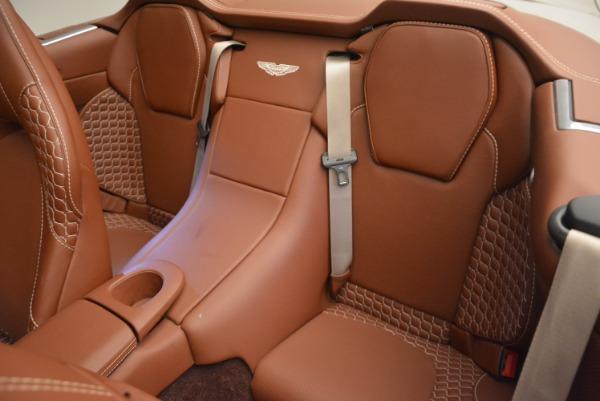 Used 2015 Aston Martin Vanquish Volante for sale Sold at Alfa Romeo of Westport in Westport CT 06880 24