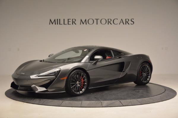 New 2017 McLaren 570GT for sale Sold at Alfa Romeo of Westport in Westport CT 06880 2