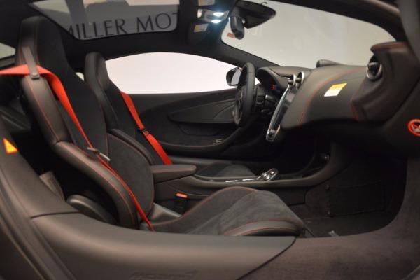 New 2017 McLaren 570GT for sale Sold at Alfa Romeo of Westport in Westport CT 06880 22