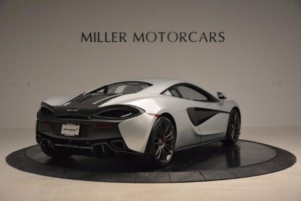 Used 2017 McLaren 570S for sale Sold at Alfa Romeo of Westport in Westport CT 06880 7