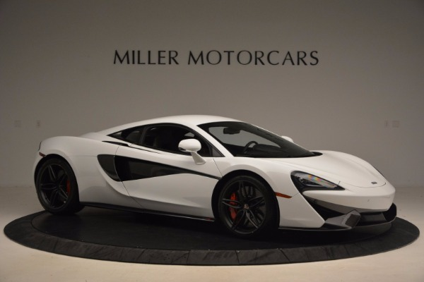Used 2017 McLaren 570S for sale Sold at Alfa Romeo of Westport in Westport CT 06880 10