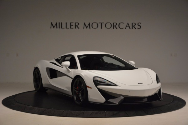 Used 2017 McLaren 570S for sale Sold at Alfa Romeo of Westport in Westport CT 06880 11