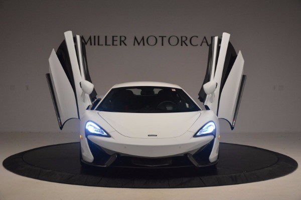 Used 2017 McLaren 570S for sale Sold at Alfa Romeo of Westport in Westport CT 06880 13
