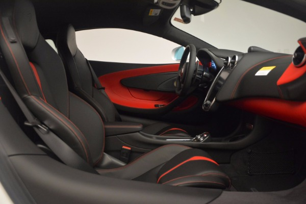 Used 2017 McLaren 570S for sale Sold at Alfa Romeo of Westport in Westport CT 06880 20