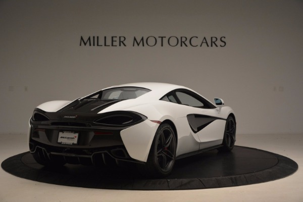 Used 2017 McLaren 570S for sale Sold at Alfa Romeo of Westport in Westport CT 06880 7