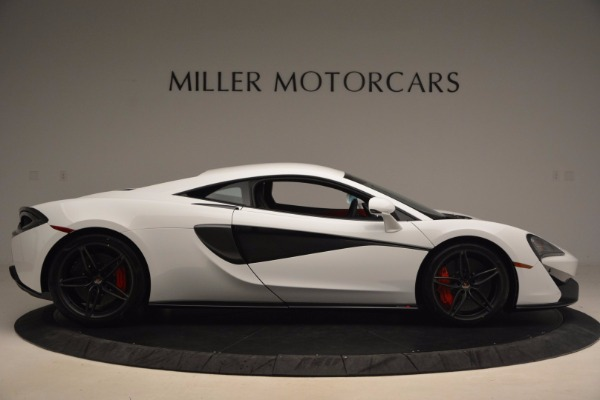 Used 2017 McLaren 570S for sale Sold at Alfa Romeo of Westport in Westport CT 06880 9
