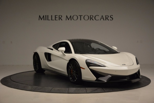 Used 2017 McLaren 570GT for sale Sold at Alfa Romeo of Westport in Westport CT 06880 11