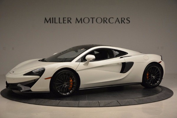 Used 2017 McLaren 570GT for sale Sold at Alfa Romeo of Westport in Westport CT 06880 2